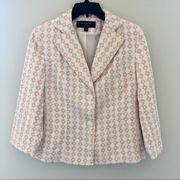 Signature by Larry Levine Jackets & Blazers - Signature Larry Levine Jacket